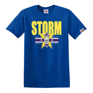 Limited Edition Storm Retro T-Shirt