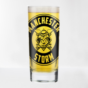 Singing Glass – Storm Badge Logo